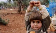 เห็นแล้วน้ำตาไหล!! ความจริงข้างหลังภาพหนูน้อยชาวซีเรีย
