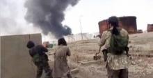 อิรักเผย การโจมตีทางอากาศสหรัฐฯ ต้านไอเอสยึดเมืองยุทธศาสตร์ได้