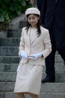 ชาวญี่ปุ่นสุดปลื้ม เจ้าหญิงคาโกะ สิริโฉมงดงาม มีรอยยิ้มพิมพ์ใจ(มีคลิป)
