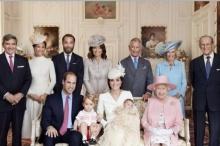 ราชวงศ์อังกฤษเผยพระฉายาลักษณ์ครอบครัวสุดอบอุ่น