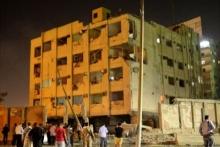 บึ้ม!!! หน่วยงานความมั่นคงของอียิปต์ในกรุงไคโร โดนโจมตีด้วยระเบิด