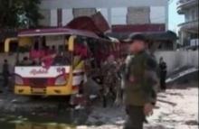 ระทึก!! เกิดเหตุระเบิดบนรถประจำทาง ในฟิลิปปินส์ คาดฝีมือผู้ก่อการร้าย