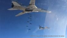 รัสเซียโหมโจมตีทางอากาศต่อไอเอส