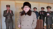 เกาหลีเหนือทดสอบเครื่องยนต์ยิงขีปนาวุธข้ามทวีป
