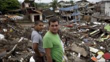 ยอดผู้เสียชีวิตจากแผ่นดินไหวในเอกวาดอร์เพิ่มเป็น 646 ราย