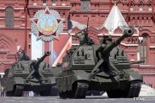 """รัสเซียอวดโฉมยุทโธปกรณ์ในงานฉลองครบรอบ 71 ปี """"วันแห่งชัยชนะ"""""""