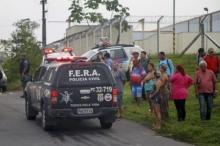 สุดสยอง !!! คุกบราซิลจราจล ตายกว่า 60 คน หลายศพคอขาด !!!