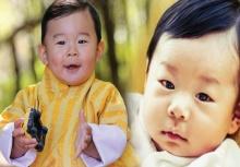 ชาวภูฏานปลื้มพระฉายาลักษณ์เจ้าชายจิกมีน้อย ครบ 1 ขวบ