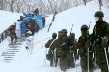 หิมะถล่มทับคณะครู-นักเรียนในสกีรีสอร์ทญี่ปุ่นดับ8ราย