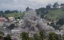 ระทึก!!! กลุ่มติดอาวุธ 300 คนบุกยึดโรงเรียนในฟิลิปปินส์