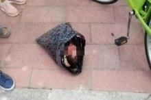 สะเทือนใจ! แม่จีนใจร้ายจับลูกน้อยใส่ถุงพลาสติก ส่งสถานรับเด็กกำพร้า