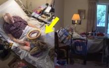 คุณปู่วัย 91 ปี ป่วยเป็นมะเร็งนอนถักหมวกไหมพรม มานาน 15 ปี นึกว่าถักขาย? แต่จริงๆแล้ว?