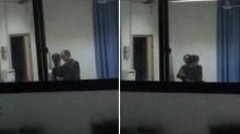 ตะเพิดครูฉาวสุดหื่น หลังแฉภาพโผล่ว่อนเน็ตพยายามปล้ำจูบนร.หญิง