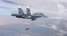 รัสเซียเพิ่มการโจมตีไอเอสหนักหน่วงขึ้น
