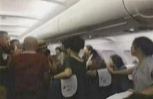 อีกแล้วว!คลิปแฉแหลกก!  เปิดศึก วิวาทะบนเครื่องบิน