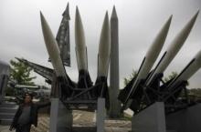 สื่อเกาหลีเหนือเผย เปียงยางซ้อมยิงจรวดเล็งเป้าโสมใต้