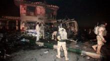 โหดเหี้ยม!!ไอเอสอ้างระเบิดรถบรรทุกในอิรัก ผู้แสวงบุญตายเกือบ 80 คน