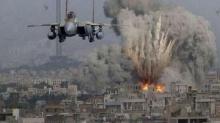 """""""สหรัฐฯ"""" เปิดฉากถล่ม ซีเรีย แต่พลาดเป้า ทำพลเรือนตายเกลื่อน"""