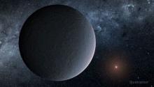 นักดาราศาสตร์ค้นพบโลกน้ำแข็ง ห่างจากโลก 13,000 ปีแสง
