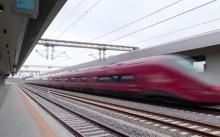เปิดตัว!!! สถานีรถไฟความเร็วสูงแห่งใหม่ในเมืองเนเปิลส์