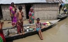 ภัยพิบัติ!! อินเดียน้ำท่วมหนัก ยอดเสียชีวิตพุ่ง 20 ราย!!