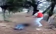 สุดสะเทือนขวัญ!! ชายฮินดูอัดคลิปพาเหยื่อมุสลิมไปฆ่าเผา (มีคลิป)
