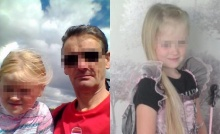 พ่อแทงลูกสาว 8 ขวบดับคาบ้าน!! ถูกตั้งข้อหาฆาตกรรมทันทีที่พ้นจากร.พ.