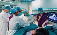 สำเร็จ! การผ่าตัดหัวใจให้ทารกในครรภ์ของศัลยแพทย์จีน