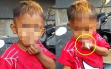 พ่อแม่ไม่รู้จะทำยังไง? ลูกชายวัย 2 ขวบ ติดบุหรี่งอมแงม สูบหนักวันละ 40 มวน (มีคลิป)