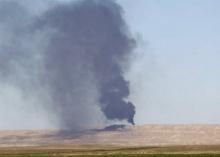 ISISไม่สนรายได้เผาแหล่งน้ำมันทิ้งหลังทางการรุกหนัก
