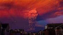 ระทึก! คาลบูโก้ ภูเขาไฟชีลี ปะทุครั้งแรกในรอบครึ่งทศวรรษ