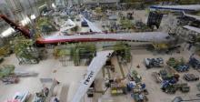 มิตซูบิชิ เตรียมทดสอบเครื่องบินโดยสารรุ่นแรก