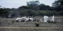 เครื่องบินกองทัพโคลอมเบียตก - ตาย 11