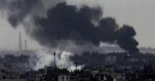 อิสราเอลโจมตีทางอากาศแนวนกาซา หลังถูกปาเลสไตน์ยิงจรวด