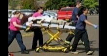 เกิดเหตุสลด!! หลังมือปืนกราดยิงวิทยาลัยในสหรัฐฯ ตายนับสิบ
