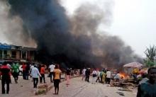 มีผู้เสียชีวิต 13 คนจากเหตุระเบิดฆ่าตัวตายที่ไนจีเรีย