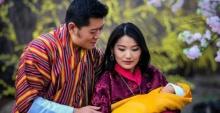 ภูฏานปลูกต้นไม้กว่า 1 แสนต้น ฉลองการประสูติพระราชโอรส