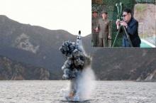 เกาหลีเหนือประกาศทดสอบยิงขีปนาวุธจากเรือดำน้ำได้สำเร็จ