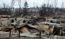 แคนาดาสำรวจความเสียหายไฟป่ากินพื้นที่กว่า1.2ล้านไร่