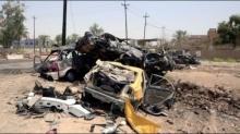 ไอเอส อ้างก่อเหตุคาร์บอมบ์โจมตีด่านตรวจในอิรักตาย17เจ็บ22