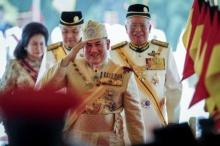 สุลต่านรัฐกลันตันขึ้นเป็นกษัตริย์องค์ใหม่แห่งมาเลเซีย
