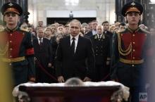 ปูติน ร่วมอำลา ทูตรัสเซีย ครั้งสุดท้าย !