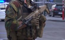 ระทึก!!! ทหารเบลเยียมยิงผู้ต้องสงสัย! เหตุระเบิดในสถานีรถไฟ