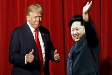 โลกสงบสุข ทรัมป์  VS คิม ส่อแววจูบปากกันแล้ว!!