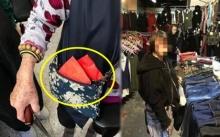 อาม่าไปจ่ายตลาด โดนมิจฉาชีพล้วงกระเป๋า เลยแก้แค้นด้วยวิธีนี้!!?