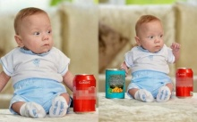 ตะลึง!!! ทารกจิ๋วตัวเล็กที่สุดในอังกฤษ น้ำหนักตอนเกิดเท่ากระป๋องน้ำอัดลม!!