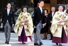 เจ้าหญิงญี่ปุ่นสละฐานันดรศักดิ์ เสกสมรสหนุ่มสามัญชน