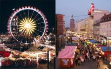 คึกคัก! กรุงเบอร์ลินเปิดตลาด รับเทศกาลคริสต์มาส!!