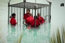 ไอเอสเผยภาพประหารชิวิตนักโทษ16คน ข้อหาสายลับ