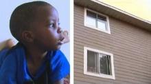 รอดปาฏิหาริย์!! เด็กวัย 3 ขวบพลัดตกจากหน้าต่างชั้น 2 แค่เจ็บเพียงเล็กน้อย